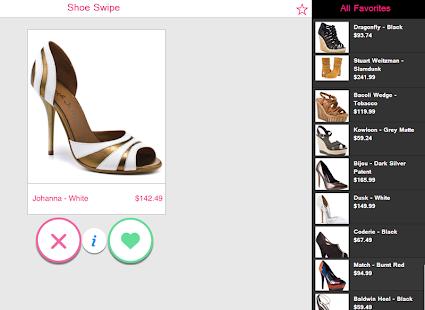 Shoe Swipe - screenshot thumbnail