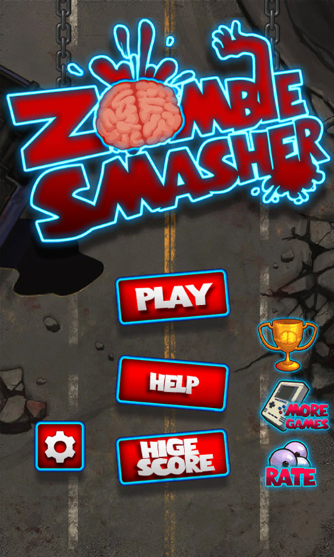 Zombie Smasher - screenshot