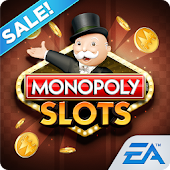 Game MONOPOLY Slots APK for Kindle