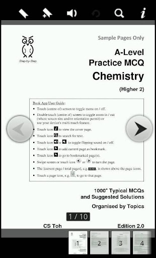 AL MCQ Chemistry Sample