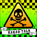 KakaoTalk Theme -POISON- icon