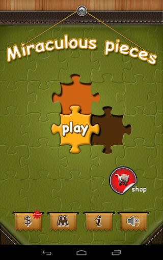 Miraculous Pieces: jigsaw free