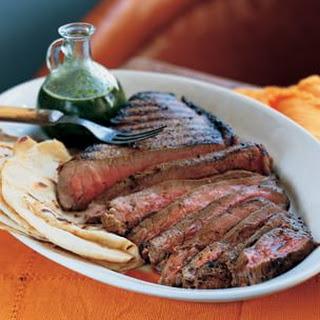 Marinated Steak with Herbs (Carne Asada con Hierbas)