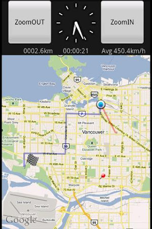 TouringNavigation 3.22 screenshot 600716