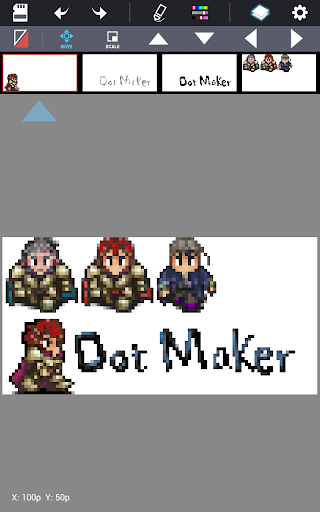 【免費媒體與影片App】Dot Maker - Dot Painter-APP點子