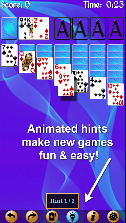 Solitaire MegaPack - screenshot