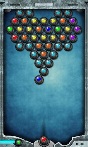 Metal Balls Shooting