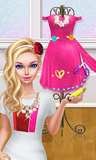 Fashion Doll: Shopping Day SPA 2.0 screenshots 5