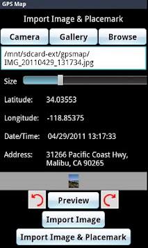 GPS Map APK screenshot thumbnail 6
