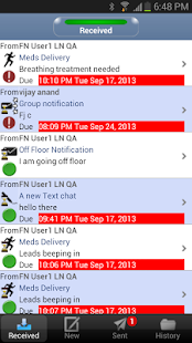 Mobile Activity Assistant - screenshot thumbnail