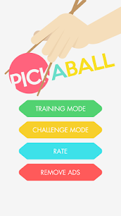 Pickaball - Collect the balls screenshot