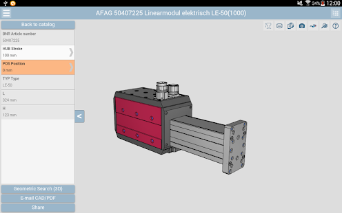 3D CAD Models Engineering - screenshot thumbnail