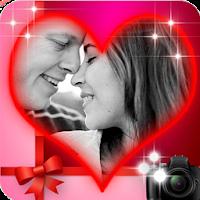 romantic true love photo frame 1.7