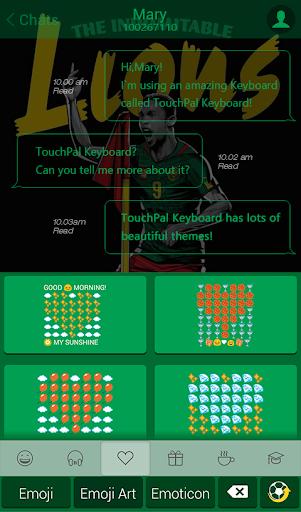 玩免費運動APP|下載TouchPal Cameroon_FIFA Theme app不用錢|硬是要APP