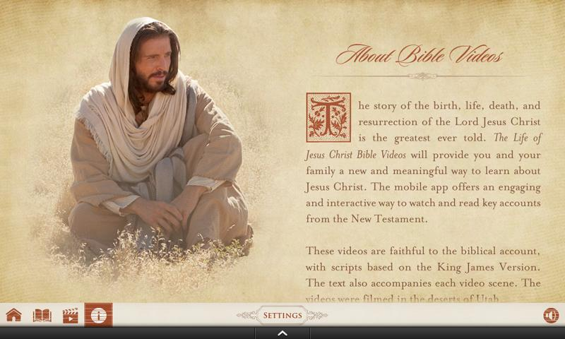 Bible Videos- screenshot