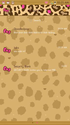 Wild Love GO SMS