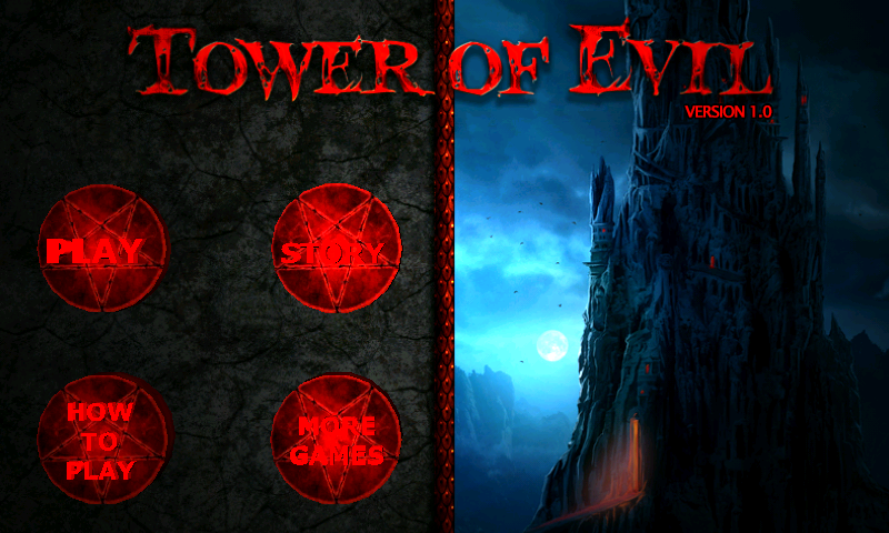 Tower of Evil- screenshot