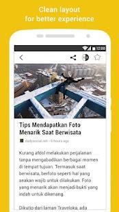 Kurio – Indonesia's News App - screenshot thumbnail