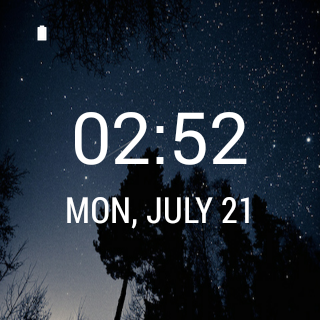 Dynamic Watchface