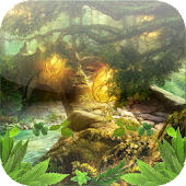 Forest GO Launcher EX Theme