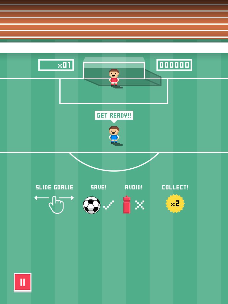 Tiny Goalie screenshot #2