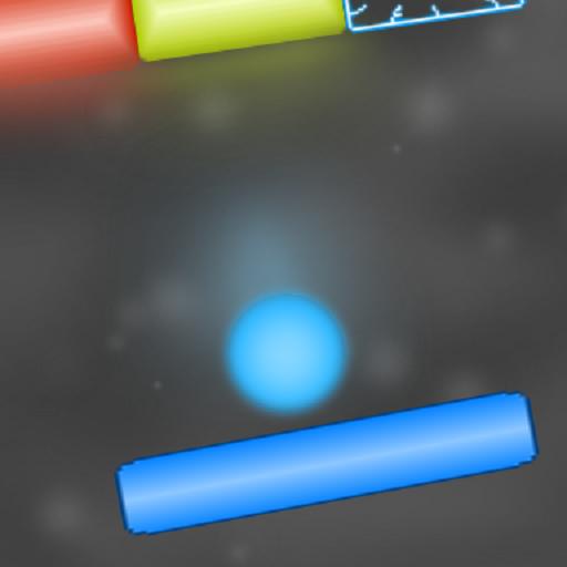 Space Paddle Ball LOGO-APP點子