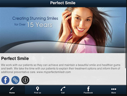 Perfect Smile- screenshot thumbnail