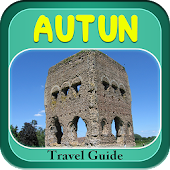 Autun Offline Map Guide