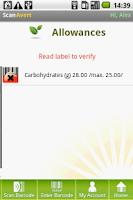 Screenshot of ScanAvert