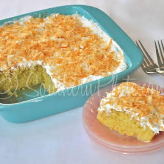 Miss Patsy's Too Easy Coconut Cake.