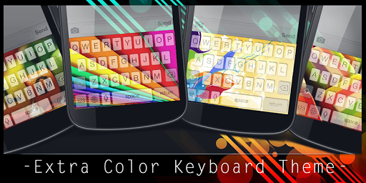 Extra Color Keyboard Theme