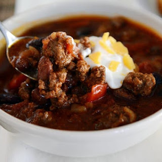 Classic Slow Cooker Chili.