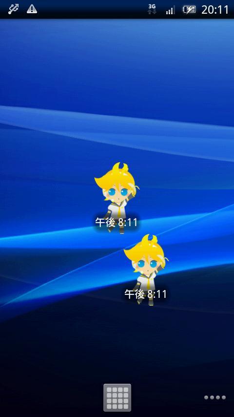 VoiceClock -Len-- screenshot
