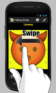 Talking Smiley- screenshot thumbnail