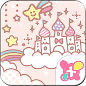 CuteTheme-Castles in theClouds