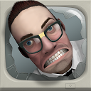 Smash the Office - Stress Fix! mobile app icon