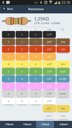 RCalc Electronic Calculator