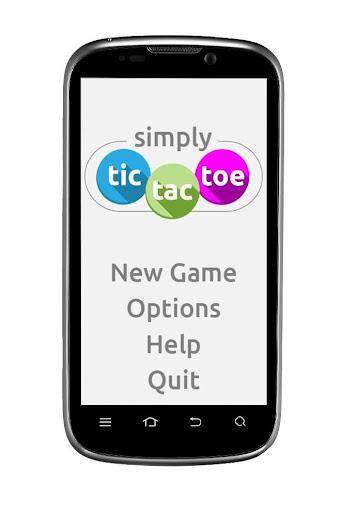 Simply Tic Tac Toe