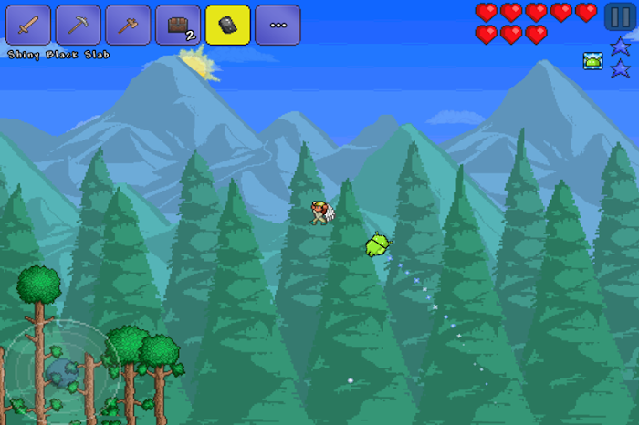 Terraria- screenshot