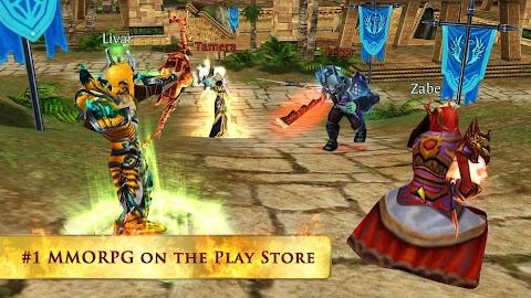 Order & Chaos Online Screenshot 31