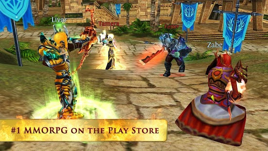 Order & Chaos Online Screenshot 31