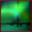 Polar Lights Live Wallpaper icon