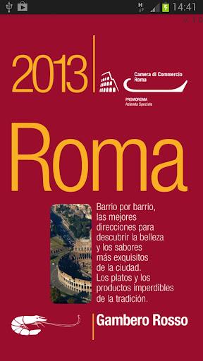 Roma 2013 - Guía