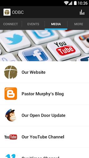 Open Door Baptist