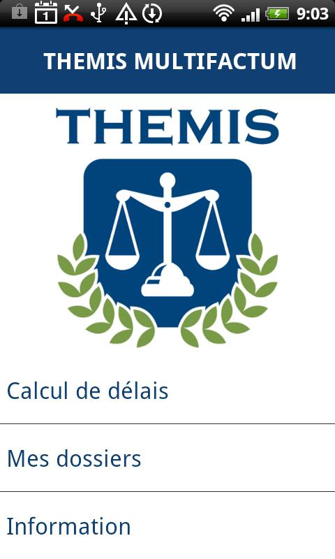 Themis Multifactum- screenshot