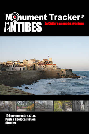 Antibes Monument Tracker