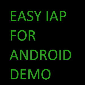 Easy IAP for Android DEMO for Android