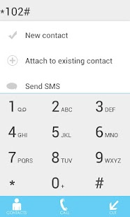 Light Theme for exDialer - screenshot thumbnail