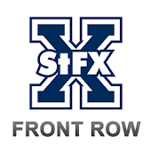 StFX Athletics Front Row