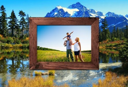 Scenery Photo Frames Pro screenshot 3